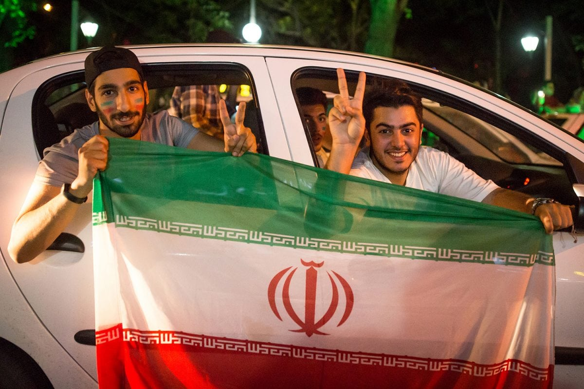Tehran During World Cup 2018 – (Extended)