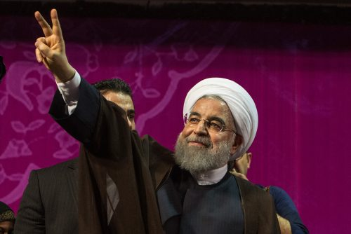 Iran Presidential Election 2017 – President Rouhani – (Extended)