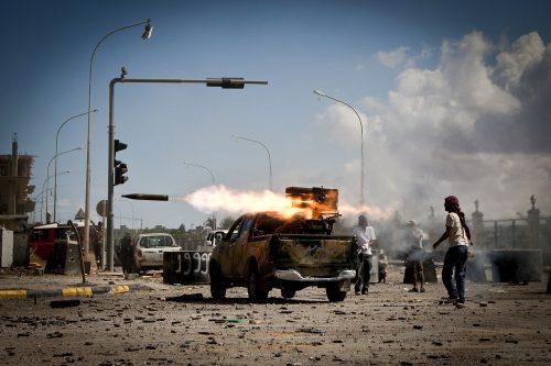 Libya Turmoil