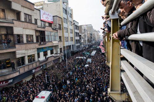 Hashemi Rafsanjani Funeral