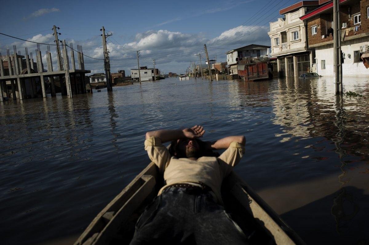 Aq Qala Flood