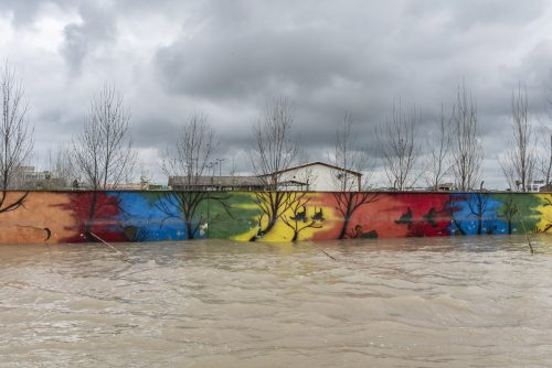 Iran Flash-Flood