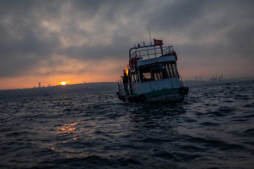 Fishermen of Istanbul
