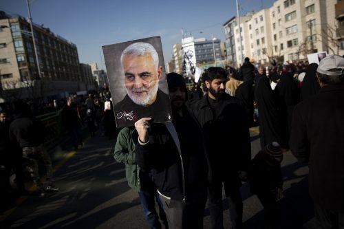Soleimani's Ultimate Revenge