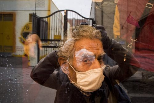 Disinfecting Iran