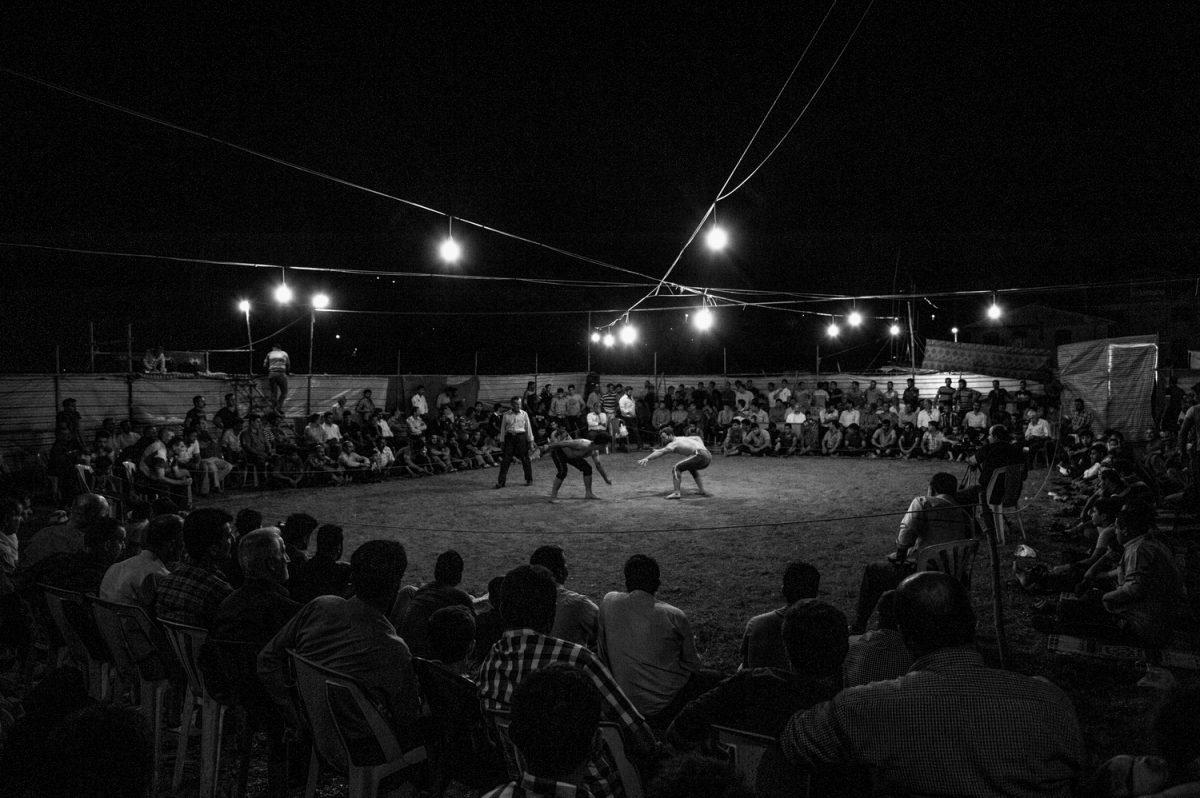 Gileh Mardi Wrestling