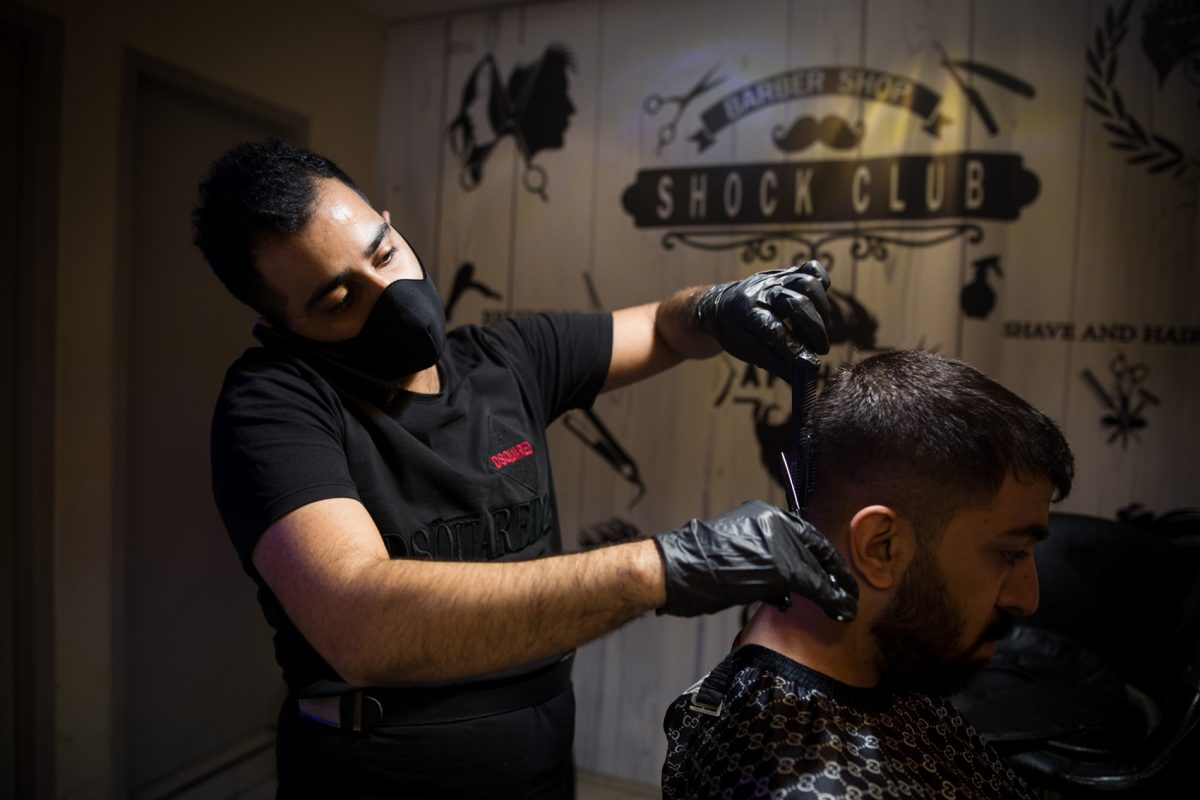 Afshin, The Hairstylist (Extended)