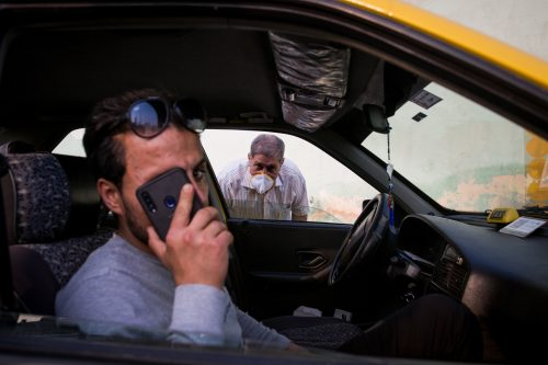 Tehran Taxi Service (Extended)