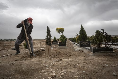 The Cemetery Workers – (Extended)