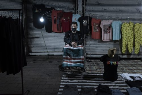 The Street Vendors – (Extended)