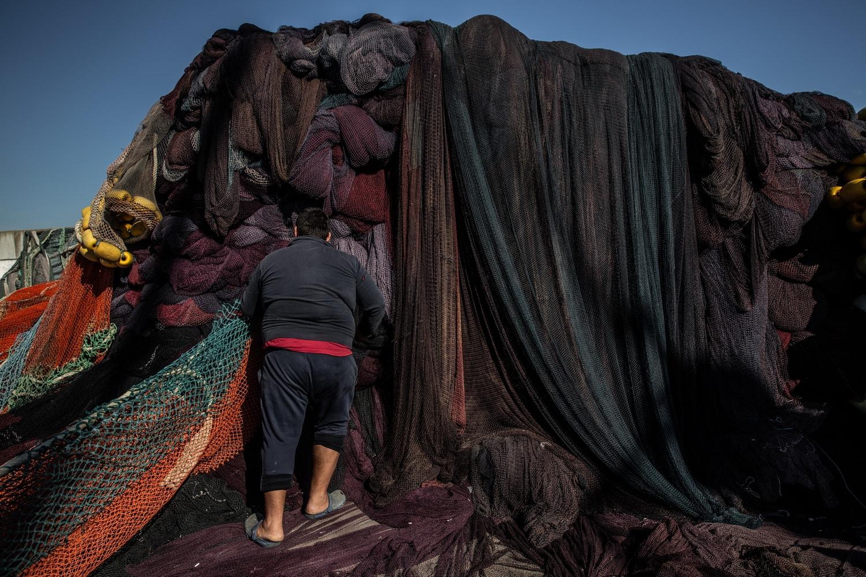 Fishermen of Istanbul – (Extended)